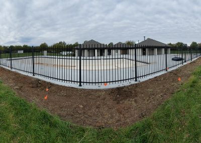 Wichita Landscaping around your Swimming Pool